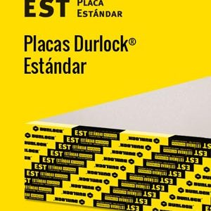 Placas Durlock Estandar