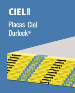 Placas Durlock Ciel
