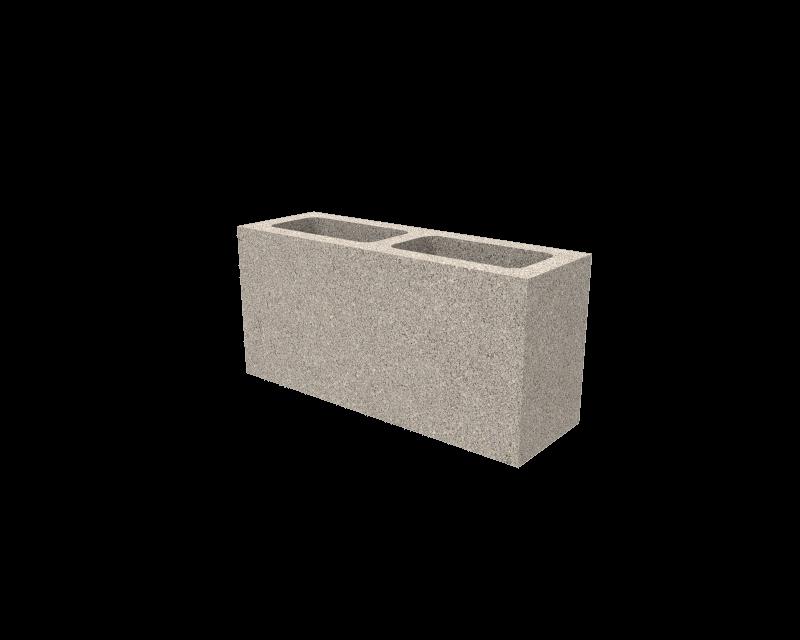 T13 Bloque de hormigon cemento