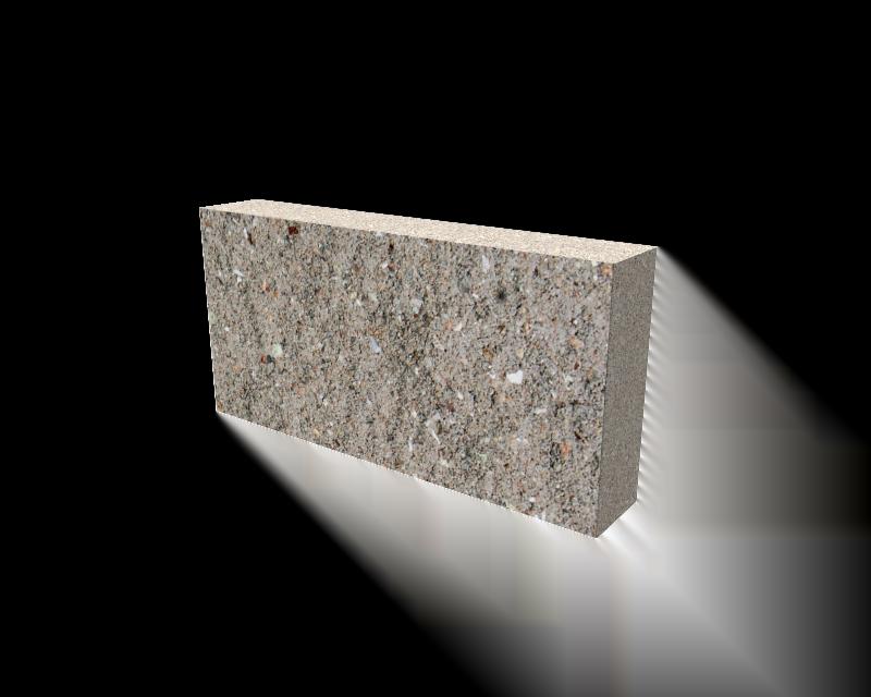 Plaqueta de revestimiento simil piedra