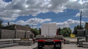 Camion viguetas centro constructor
