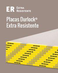 Placas Durlock Extra Curva