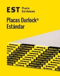 Placas Durlock Estandar
