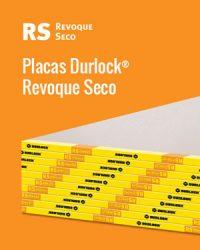 Placas Durlock Revoque seco