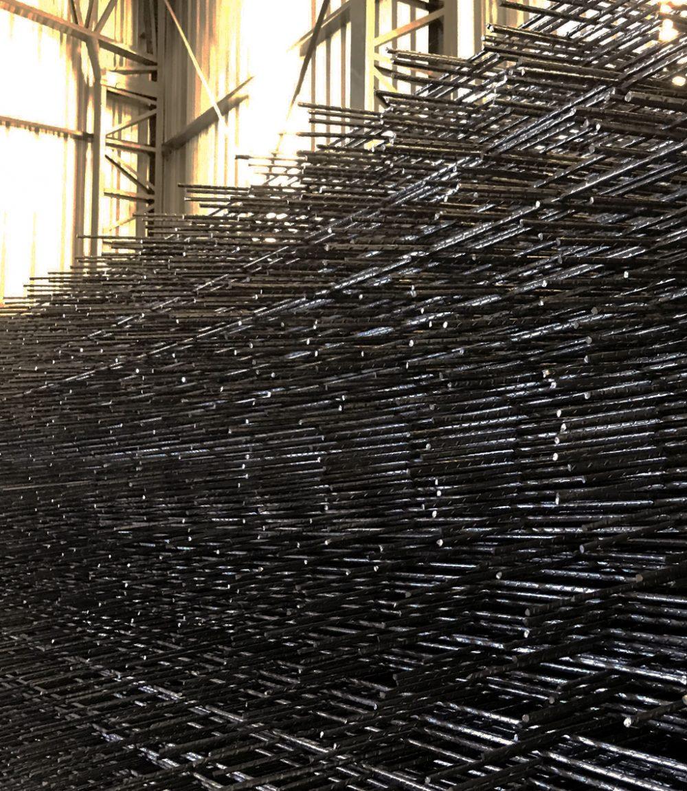 Mallas Metallicas electrosoldadas para la construccion tipo sima